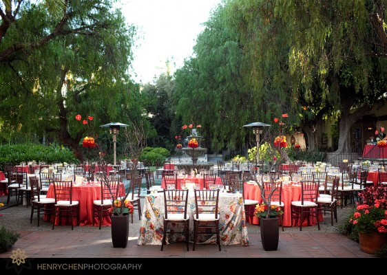 Henry Chen photo of LA RIver Center and Gardens Wedding 2010