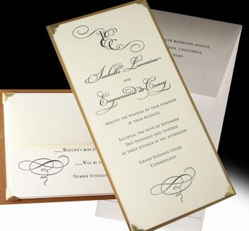 Anglesey Wedding Invitations