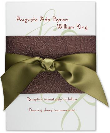 Jacqueline Wedding Invitations