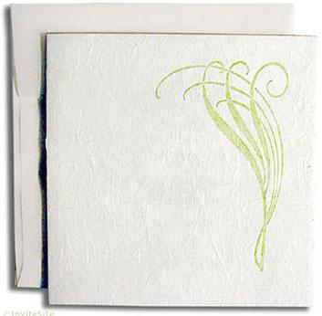Lily Wedding Invitations Click on thumbnails for additional views