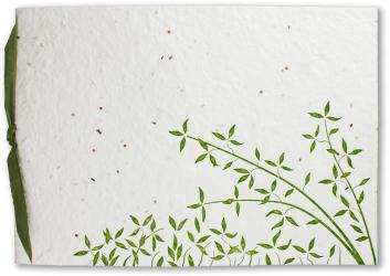 Seedling Wedding Invitations
