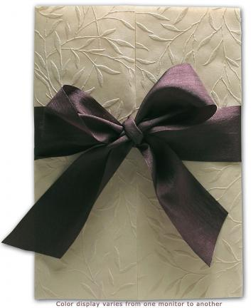 Zora Wedding Invitations Click on thumbnails for additional views